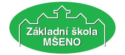 Logo ZŠ Mšeno