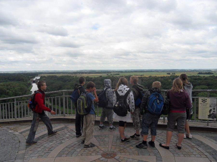 Prohlížíte si obrázky k článku: Výlet 7. třídy - Harasov