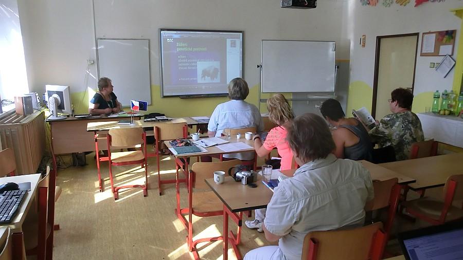 Prohlížíte si obrázky k článku: Akreditovaný seminář EVVO